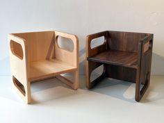 Ella Adams Montessori Cube Chair by modernfurnishings on Etsy https://www.etsy.com/au/listing/220075712/ella-adams-montessori-cube-chair