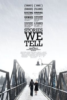 Directed by Sarah Polley.  With Michael Polley, John Buchan, Mark Polley, Joanna Polley. A film that excavates layers of myth and memory to find the elusive truth at the core of a family of storytellers.