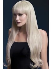 Best seller this stylish blonde wig is a snip £29