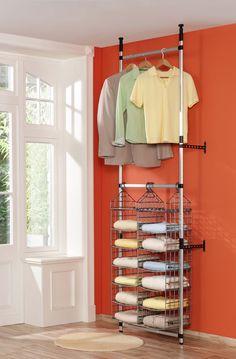 Space Saver Wardrobe Storage