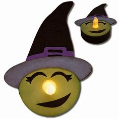 Today I am sharing my new Battery Operated Tealight Characters and Gift Box. These files work with a battery operat. Halloween Crafts For Kids, Halloween Projects, Halloween Cards, Holidays Halloween, Fall Crafts, Holiday Crafts, Halloween Ideas, Kids Crafts, Tea Light Candles