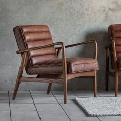 The Berkeley armchair is a luxury chair for both home & office, upholstered in premium black leather. Mid-century modern design, for you to enjoy a brighter tomorrow. Plywood Furniture, Modern Home Furniture, Design Furniture, Danish Furniture, Danish Chair, Leather Furniture, Brown Leather Armchair, Leather Lounge, Leather Armchairs