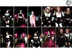 Plastictroops Digitalized Party Fashion set 2008 by PLASTICTROOPS x Cheeze Magazine x Rooby roo x Putz