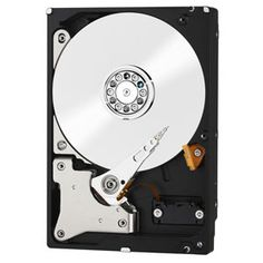 "Disque dur interne WD Red 4 To SATA 6Gb/s Disque Dur 3,5"" 4 To 64 Mo Serial ATA 6Gb/s - WD40EFRX (bulk)"
