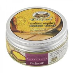 HERBAL SCRUB (FOR ACNE REDUCTION) by Abhaibhubejhr. $25.50. HERBAL SCRUB MIX FOR ACNE REDUCTION  Indication : Fine powder mix of Thai herbs is an anti-oxidant that also exfoliates aged and mottled skin for radiant skin glowing with health  Direction : Mix 1-2 teaspoons to clean water or yoghurt and rub in circular motion wash off with warm water.. Save 15%!