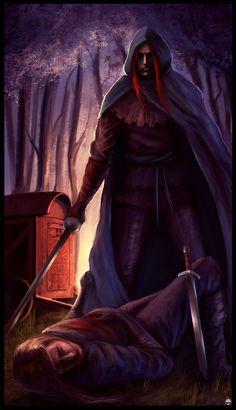 deviantART: More Like Denna- KingKiller Chronicles by ~maddcap