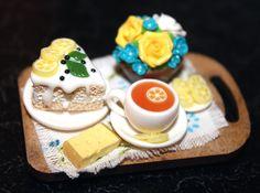 #polymercaly #dollhouseminiature #limecake #handmade #handcrafted #giftideas #nyc #newyork