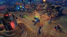 Top các game online MOBA hay cho pc sắp ra mắt tháng 9 d
