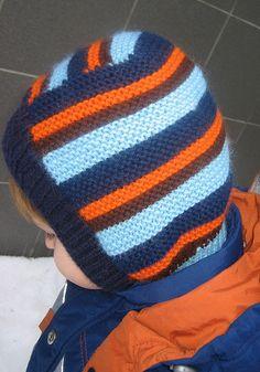 Ravelry: Toddler Knitted Helmet pattern by Sandy Turner Crochet Patterns Free Women, Baby Boy Knitting Patterns, Knitting For Kids, Baby Knitting, Hat Patterns, Crochet Toddler, Crochet Kids Hats, Crochet Baby, Knit Crochet