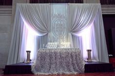 www.haveaseat.ca | Event Draping and Decor