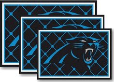 Use the code PINFIVE to receive an additional 5% discount off the price of the  Carolina Panthers NFL Area Rugs at sportsfansplus.com
