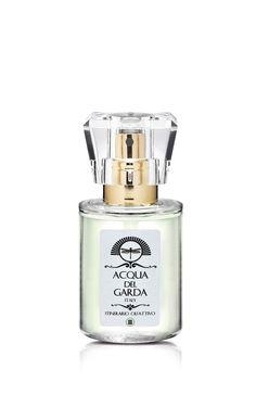 Eau de Parfum 15 ml -   Olfactory Itinerary II -  Acqua del Garda