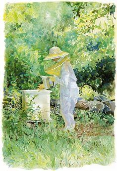 ≗ The Bee's Reverie ≗ Beekeeper