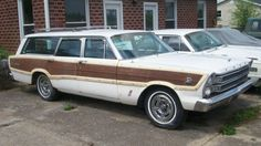Bargain Alert: 1966 Ford Country Squire - http://barnfinds.com/bargain-alert-1966-ford-country-squire/