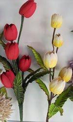 Multiflores - galeria de fotos - M U L T I F L O R E S Crepe Paper Flowers Tutorial, Fondant, Origami, Diy And Crafts, Cactus, Plants, Crochet Flowers, Valentines Flowers, Flower Pens