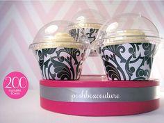 Individual cupcake packaging -