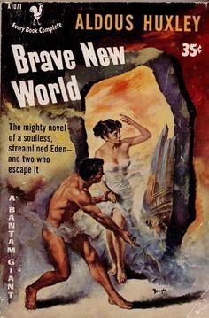 brave new world aldous huxley cover art brave new world  aldous huxley essays the dystopian vision of aldous huxley the imaginative conservative