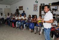 Noticias de Cúcuta: DIPLOMADO CUERPO SONORO EN TIBÚ