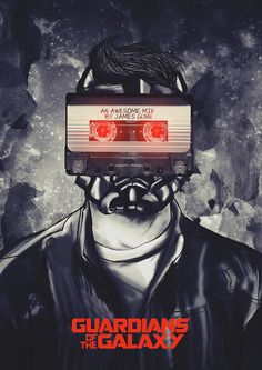 Awesome Guardians of the Galaxy Posters (Genzo Creations)