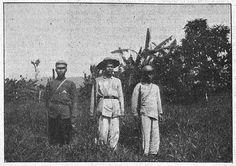 Casa de Emilio Aguinaldo en Cavite el Viejo, desde cuyo balcón se proclamó la independencia filipina el 12 de junio de 1898.File:Avanzadilla de reclutas filipinos frente a la plaza de Baler (mayo de 1899, La Ilustración Artística, M. Arias y Rodríguez).jpg