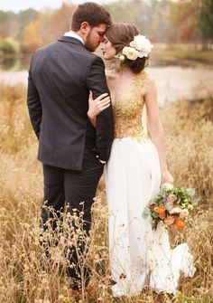 15 fotó, ami bizonyítja, hogy az őszi esküvő igazi csoda