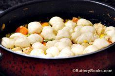 German Butterball Soup Recipe