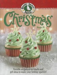 Gooseberry Patch Christmas Book 16 - Gooseberry Patch,  Find this and other Christmas recipes and gift ideas at: http://www.allaboutcuisines.com/christmas #USA recipes #Christmas recipes # Christmas gifts