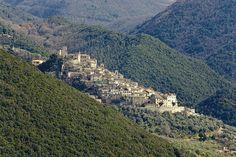 Roccantica, Sabina, Italy
