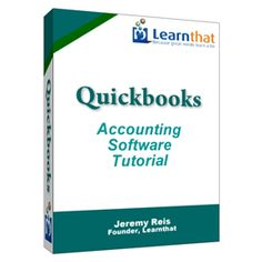 Learn Quickbooks in this free tutorial from Learnthat.com
