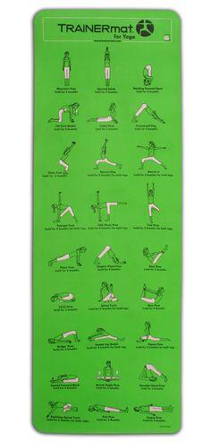 TRAINERmat - Yoga