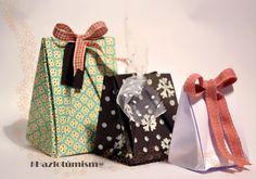 Todos querrán un regalo tuyo estas Navidades con estos packaging que puedes aprender a hacer! Son muy fáciles y económicos!