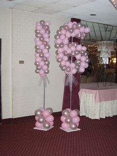 Would LOVE to do this for her birthday party! Would LOVE to do this for her birthday party 16 Balloons, Number Balloons, Letter Balloons, Birthday Balloons, Black Balloons, Sweet 16 Party Decorations, Balloon Decorations, Birthday Party Decorations, 13th Birthday Parties