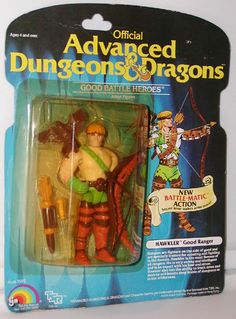 dungeons and dragons action figures Dungeons And Dragons Cartoon, Advanced Dungeons And Dragons, Gi Joe, Vintage Games, Vintage Toys, Retro Toys, 1980s Toys, Dinosaur Toys, Fantasy Rpg