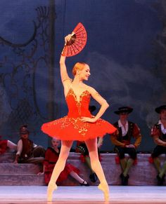 Iana Salenko and Mikhail Martynyuk in Don Quixote