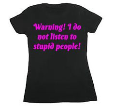 Great Quality T-shirts - 100% Cotton Tshirt - Humor by JMSCustomizations on Etsy