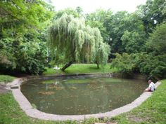estaba allí el parque Jezerka