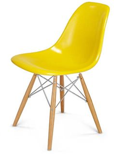 Fiberglass Shell Chair Dowel