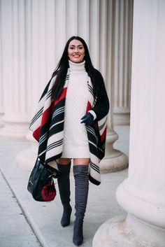 How To Stay Warm Without Compensating Your Style This Winter When it comes to staying warm during winter, I believe I pretty much hit the...