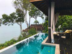 Four Seasons Resort Koh Samui é um resort completo, com praia exclusiva, numa reserva ecológica, rodeada de plantas e árvores exóticas da Tailândia.