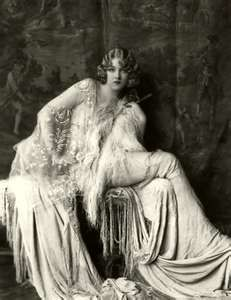 Florenz Ziegfeld's theatrical spectaculars known as the Ziegfeld Follies, were based on the Folies Bergère of Paris....   Erte costumes and sets were featured in the Ziegfeld Follies of 1923.