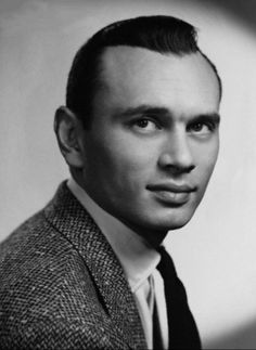 """When I am dead and buried, on my tombstone I would like to have it written, 'I have arrived.' Because when you feel that you have arrived, you are dead."" - Yul Brynner"