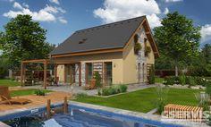 Rodinný dům Kapa - typový projekt G SERVIS