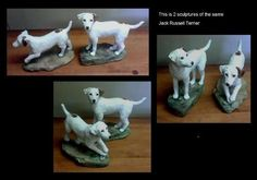 Dogs Custom Sculptures and Urns