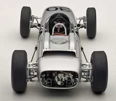 Porsche 804 Rear