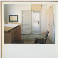 ltd All light and shape and talent. The very special 1993 first edition of the Donald Judd Furniture Retrospective. One of modern life's more valuable books. And invaluable references. Email if you want Interior Architecture, Interior And Exterior, Interior Design, Workspace Inspiration, Interior Inspiration, Casa Milano, Room Paint Colors, Deco Design, Step Inside