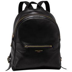 Backpack - Longchamp 2.0 - Handbags - Longchamp - Black - Longchamp United-States