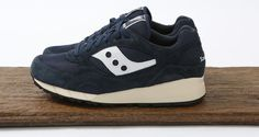 Relume – Journal Standard Japan's sub-line – has produced a perfectly refined pair of Saucony's Shadow 6000 sneakers for the forthcoming Spring/Summer 2015 season. Opting for a less-is-more approach, Relume's take on the classic silhouette arrives with a navy mesh and suede upper, using leather from the historic Wolverine tannery. An off-white midsole further accents the silhouette, while Saucony's winged logo takes pride of place on the tongue and insole.