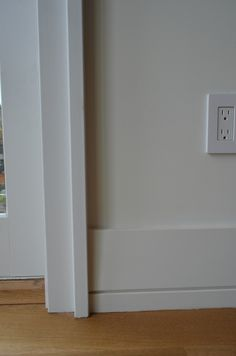 1000 images about trim 2 0 thoughts as of 6 23 13 on for Modern door trim