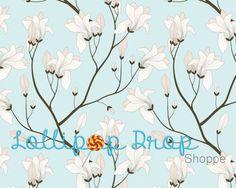 White Flowers #lollipopdropshoppe Photography Backdrops, Floral Designs, White Flowers, Oriental, Scenery, Landscape, Retro, Nature, Prints