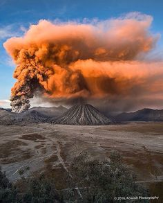 Wow! This photo is #wowshot  PHOTO @andrykosasih  LOCATION Mount Bromo, Indonesia